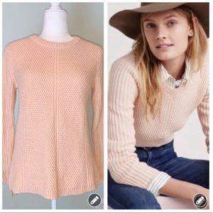 Madewell waffle knit sweater